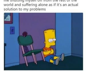 meme and sadness image