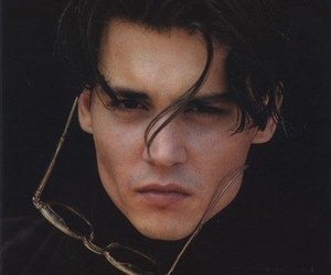 johnny depp and rolling stone image