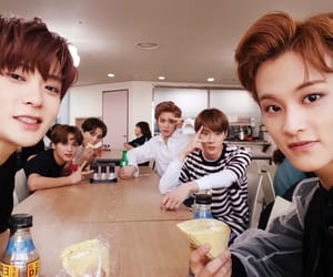 idols, kpop, and mark image