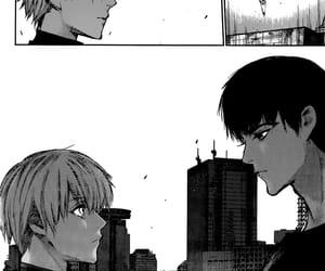 ken kaneki, sui ishida, and tokyo ghoul:re image