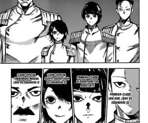 boys, manga, and tokyo ghoul re image