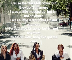 frases, canciones, and little mix image