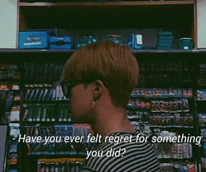 aesthetic, frases, and bts image