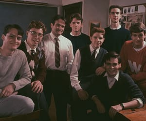 dead poets society, movie, and neil perry image