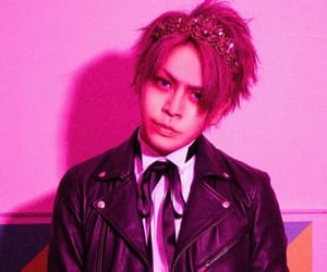 aesthetic, hairstyle, and jrock image