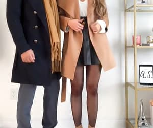 autumn, couple, and goals image