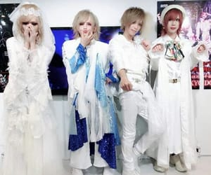 band, japan, and visual kei image