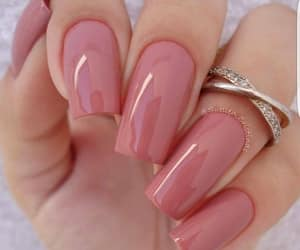 elegance, nails, and pink image