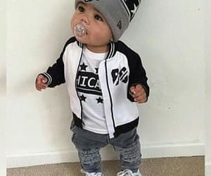 baby, baby boy, and fashion image