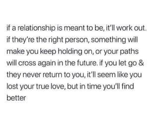 break up, depressed, and destiny image