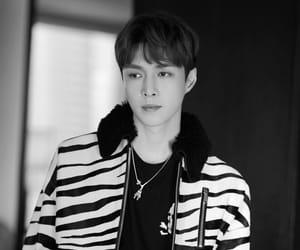 exo, zhang yixing, and yixing image