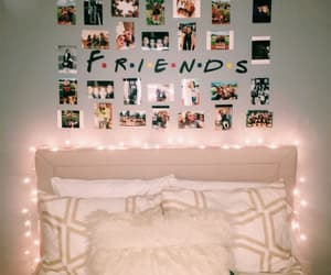 friends, room, and bedroom image