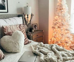 christmas, winter, and room image