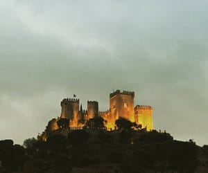 almodovar, castle, and cool image