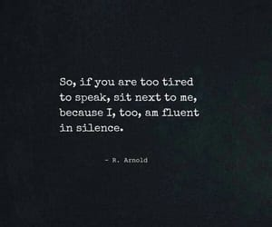 deep, introvert, and quotes image