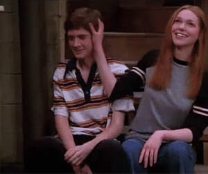 couple, series, and that 70s show image