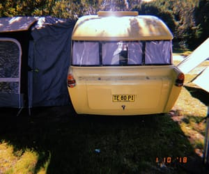 camping, vintage, and cute image