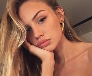 beautiful, blogger, and makeup image