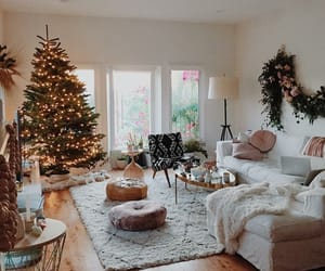 home, christmas, and winter image
