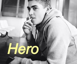 after, hero fiennes tiffin, and hardin scott image