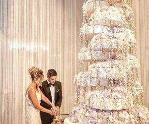 bride, luxury, and wedding image
