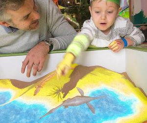 bluewater, things to do with kids, and dinotropolis image