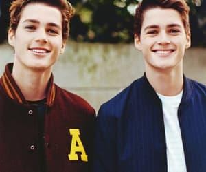 twins, boy, and finn harries image