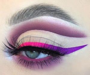 awesome, eye, and eye liner image