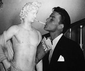 frank sinatra, aesthetic, and cigarette image
