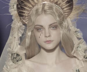 fashion, model, and Jessica Stam image