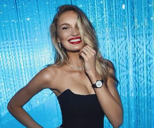 fashion, Victoria's Secret, and romee strijd image