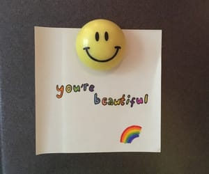 smile and you're beautiful image