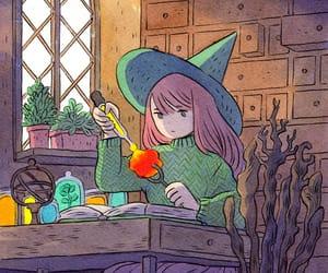witch and heikala image