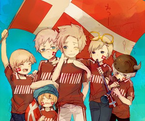 denmark, finland, and nordic countries image
