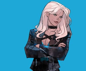 art, Black Canary, and dinah laurel lance image