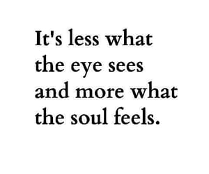 quotes, soul, and eyes image
