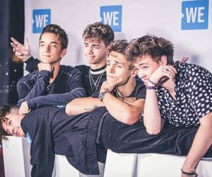 wdw, why don't we, and jonah marais image