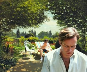 art, garden, and oliver image