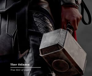 Marvel, thor odinson, and thor image
