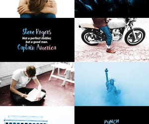 aesthetic, fandom, and captain america image