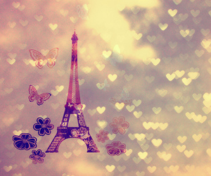 dreamy, eiffel tower, and paris image