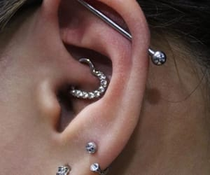 ear, heart, and industrial image