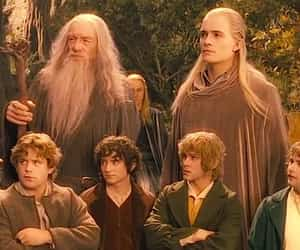 lord of the rings, gandalf, and LOTR image