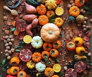 autumn, FRUiTS, and pomegranate image