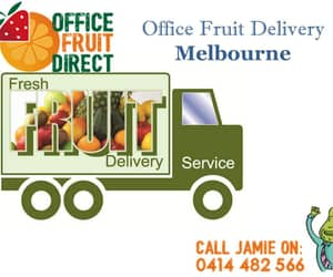 delivery, fruit, and melbourne image