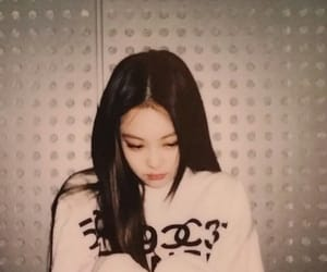blackpink, girl, and jennie image