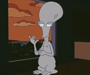 alien, american dad, and cartoon image