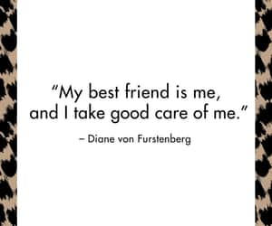 best friend, empowerment, and quote image