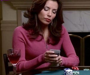 Desperate Housewives, pink, and gabrielle solis image