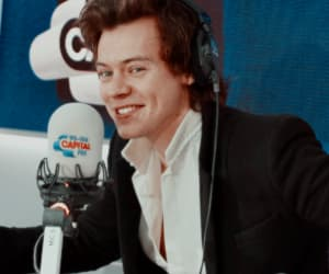 dimples, harold, and tumblr image